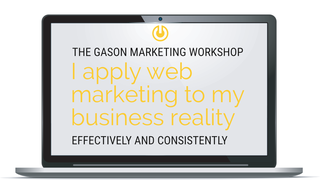 Lo workshop web marketing di GasOn [EN]
