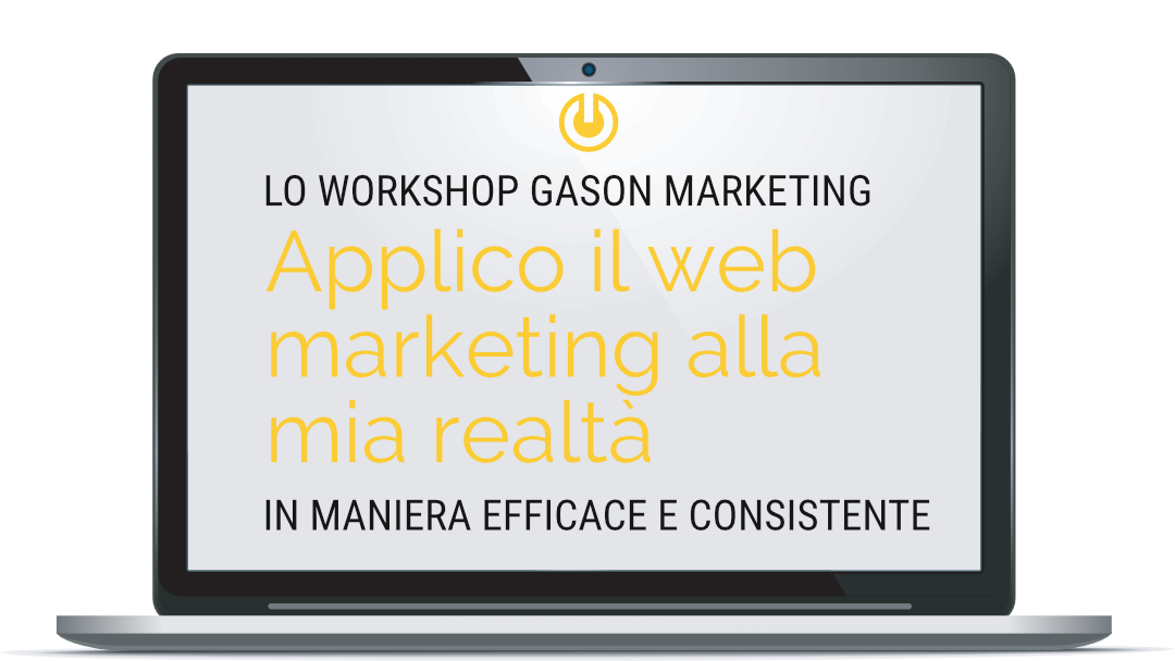 Lo workshop web marketing di GasOn [IT]