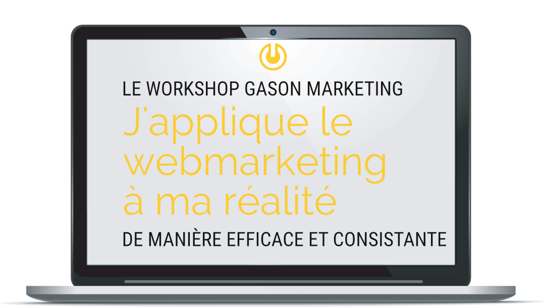 Lo workshop web marketing di GasOn [FR]