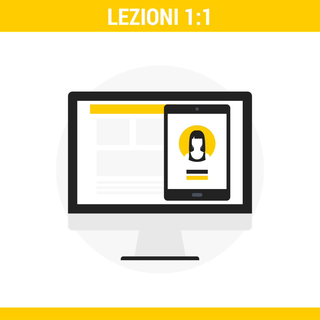 Lezioni marketing individuali